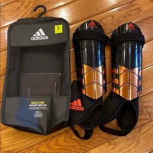 Adidas Soccer Ghost Reflex Shin and Ankle